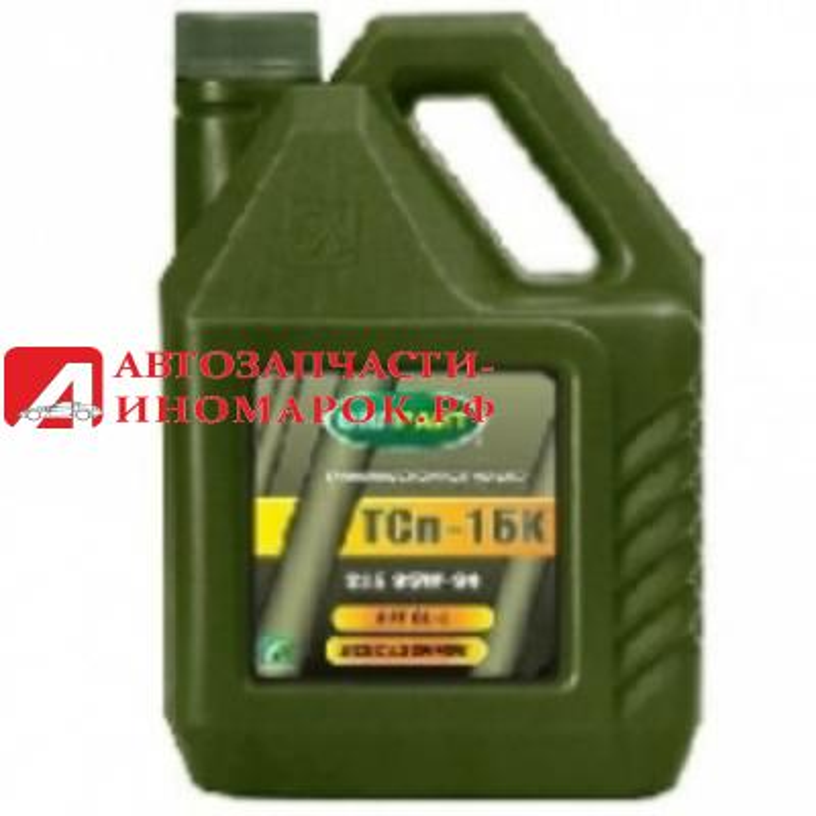 Масло трансмиссионное минеральное ТСп-15К 85W-90, 3л