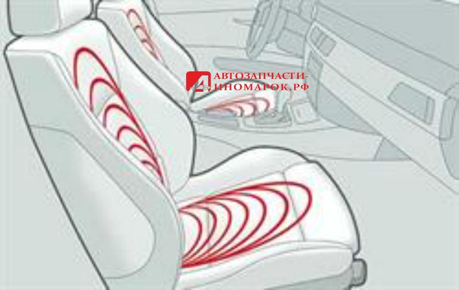 Система подогрева передних сидений
