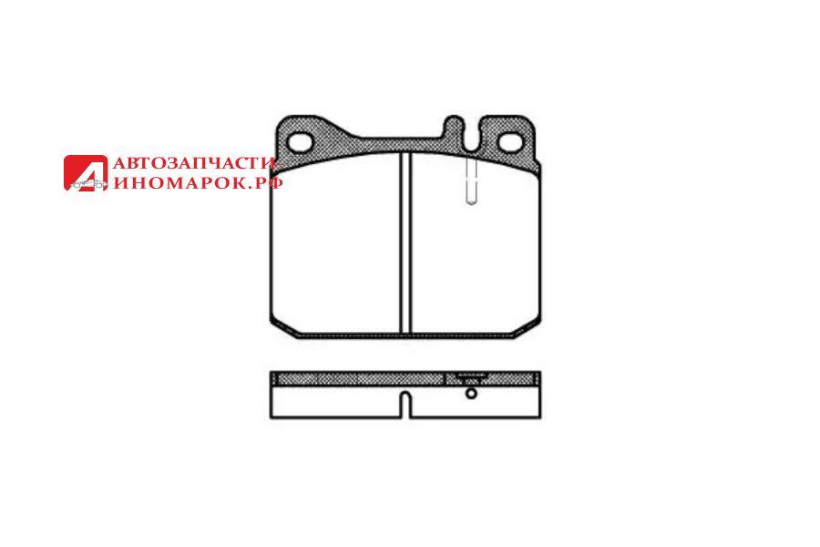 Сигнализатор, износ тормозных колодок