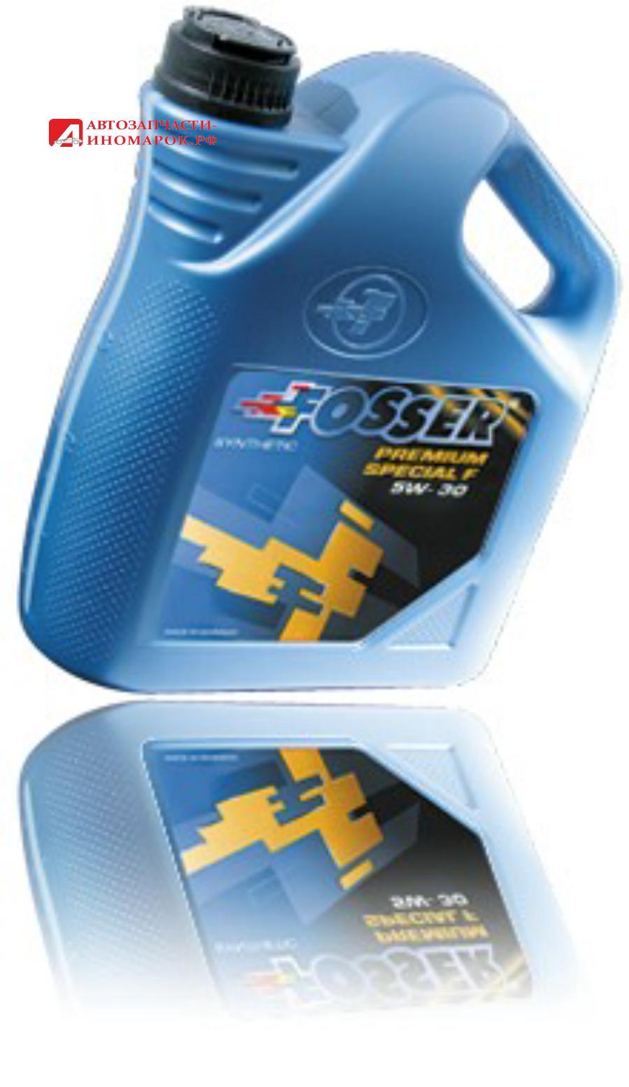 Масло моторное Fosser Premium Special F 5W-30 (1л)