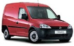Opel combo furgon ii original