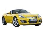 Opel gt kabrio original