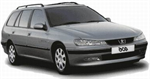 Peugeot 406 break original