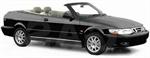 Saab 9 3 kabrio original