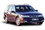 Saab 9 5 universal original