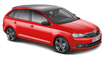 Skoda rapid spaceback original