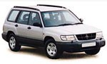 Subaru forester original