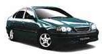 Toyota avensis hetchbek original