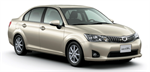 Toyota corolla axio ii original