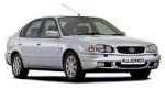 Toyota corolla sedan viii original