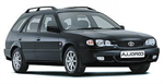Toyota corolla universal viii original
