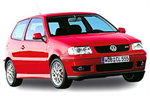 Volkswagen polo hetchbek iii original