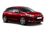 Citroen c4 hetchbek ii original