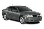 Dodge avenger sedan original