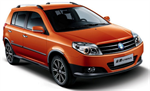 Geely mk cross original