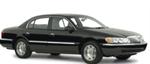Lincoln continental original