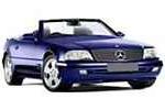 Mercedes sl iv original