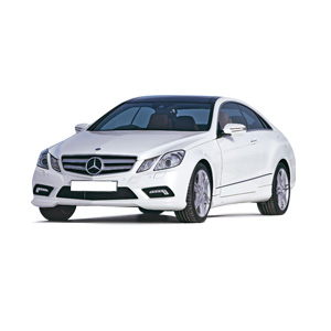 Mercedes E купе II