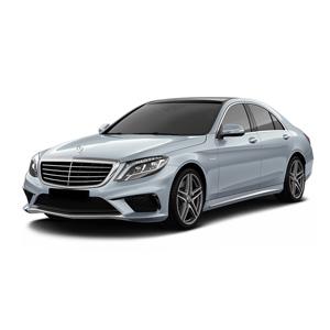 Mercedes S VII