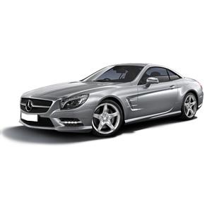 Mercedes SL VI