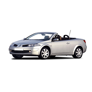 запчасти Renault Megane Coupe-Cabriolet II