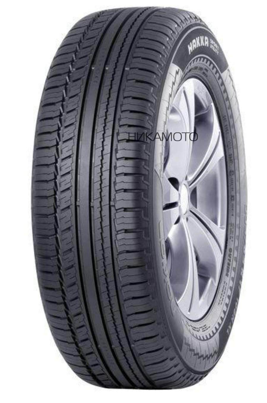 HAKKA SUV 265/70R16 112T (до 190 км/ч)