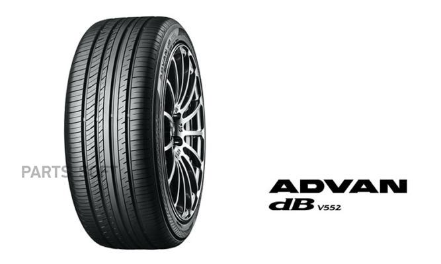 ADVAN DB V552 265/35R18 97
