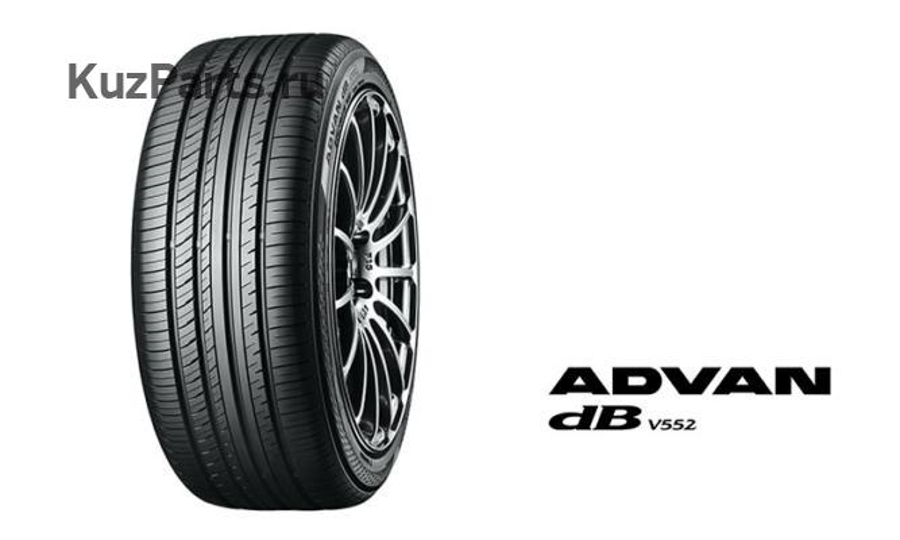 ADVAN DB V552 235/45R18 94