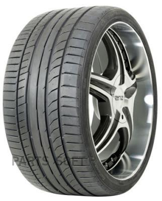 CONTISPORTCONTACT 5 P 275/30R21 98
